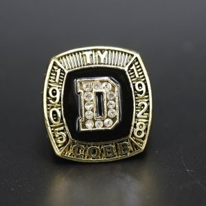 MLB Championship Ring Hall Of Fame TY Cobb 1905-1928