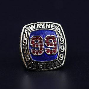 MLB Championship Ring Hall Of Fame Wayne Oretzky 1978-1999