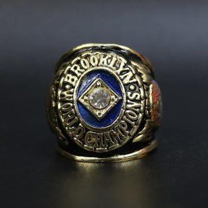 MLB Championship Ring Los Angeles Dodgers 1955