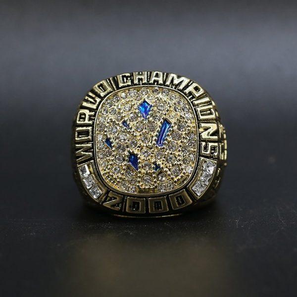 MLB Championship Ring New York Yankees 2000 World Series