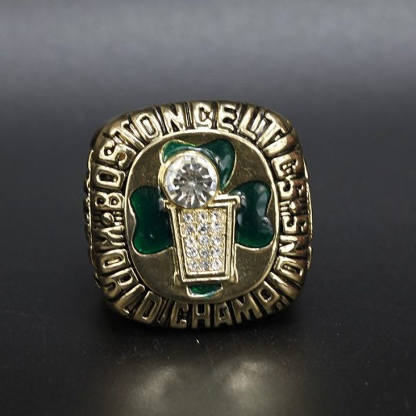 NBA Championship Ring Boston Celtics 1986