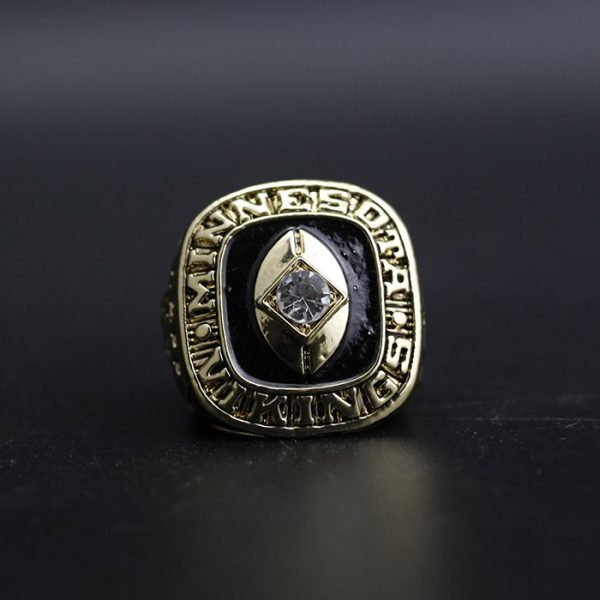 NFL Championship Ring Minnesota Vikings Joe Kapp 1969