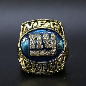 NFL Championship Ring New York Giants 2000